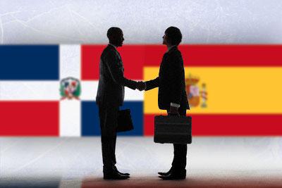 Socios comerciales España y RD
